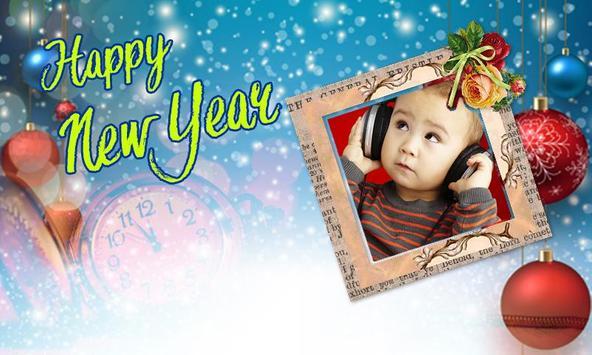 Happy New Year 2018 Photo Frames  HD screenshot 6