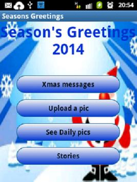 Season's Greetings apk screenshot