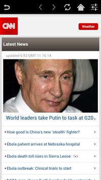 News Browser apk screenshot