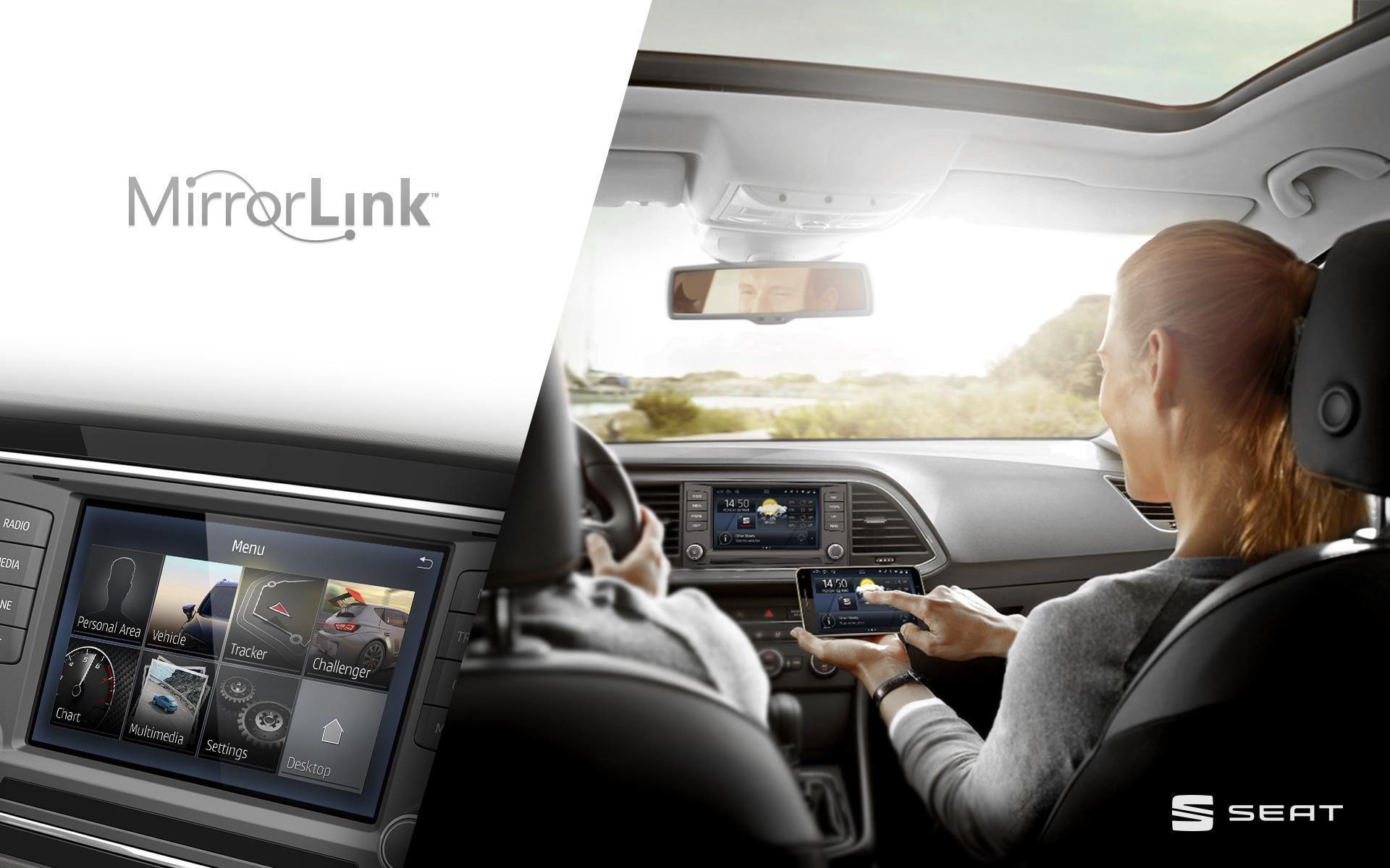 SEAT DriveApp for Mirrorlink for Android - APK Download