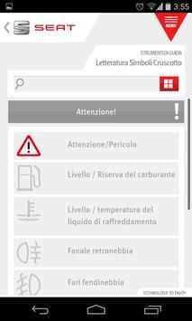 My SEAT Italia apk screenshot