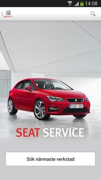 Seat Service poster