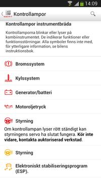 Seat Service apk screenshot