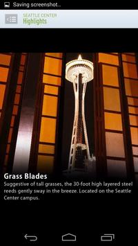 Seattle Center poster