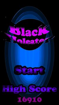 Black Holeater poster