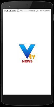 Vtv News poster