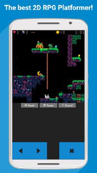 Lemonhunter 2D Pixel Art RPG screenshot 1