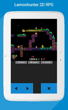 Lemonhunter 2D Pixel Art RPG screenshot 3