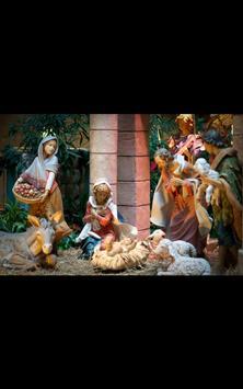 Birth of Jesus live wallpaper poster