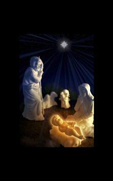 Birth of Jesus live wallpaper screenshot 2