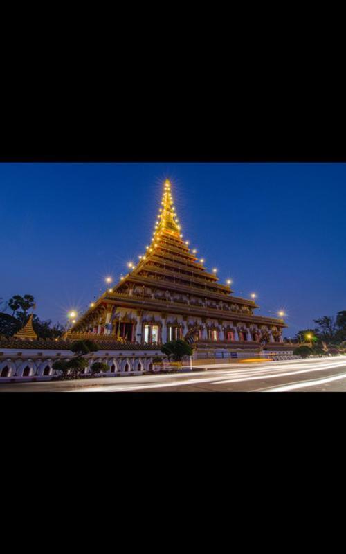 Buddhist Temple Live Wallpaper Apk Screenshot