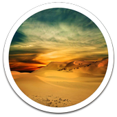 Desert Storm Live Wallpaper icon