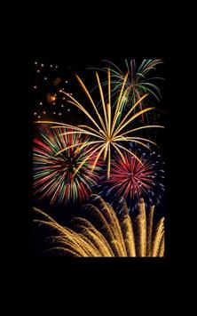 Vibe Fireworks Live Wallpaper apk screenshot