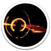 Fire Dancer Live Wallpaper icon