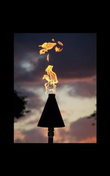 Fire Dancer Live Wallpaper apk screenshot