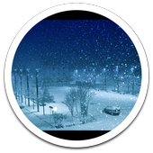 Photo HD Fairy Tale Snow LWP icon