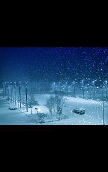Photo HD Fairy Tale Snow LWP screenshot 1