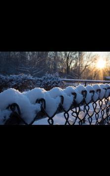 Photo HD Fairy Tale Snow LWP screenshot 6