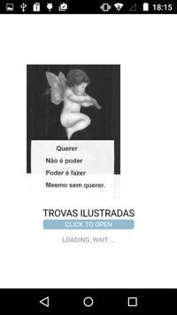 Trovas Ilustradas poster