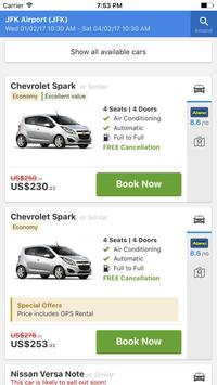 Rental Car: Best Price Search poster