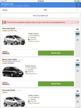 Rental Car: Best Price Search screenshot 5