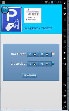 scadenza ticket poster