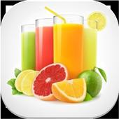 Resep Minuman & Makanan Segar icon