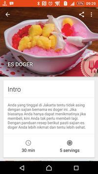 Resep Minuman & Makanan Segar screenshot 2