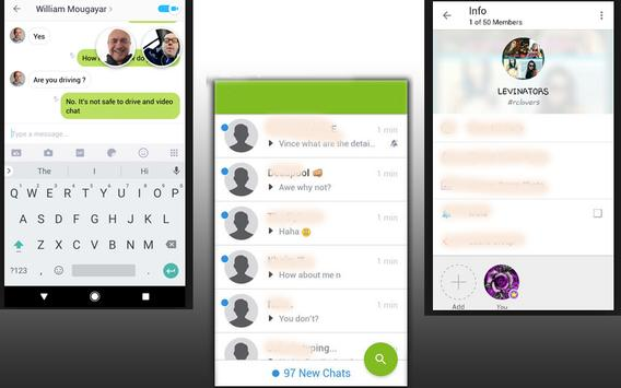 Guide Chat For Kik apk screenshot