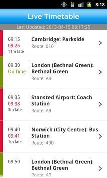 National Express Coach Tickets screenshot 5
