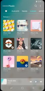 Samsung Music APK-screenhot