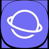 Samsung Internet Browser 圖標