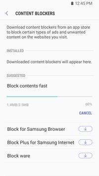 Samsung Internet Browser apk 截圖