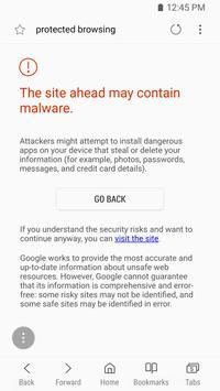 Samsung Internet screenshot 6