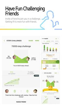 Samsung Health apk screenshot