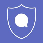 KNOX Message BETA Purple skin icon