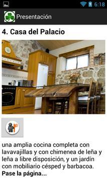 Casa rural La Casa del Palacio apk screenshot