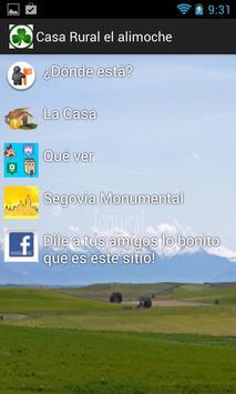 Casa Rural el Alimoche poster