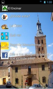 Apartamento rural El Encinar poster