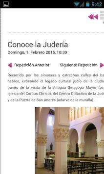 Segovia eventos culturales apk screenshot