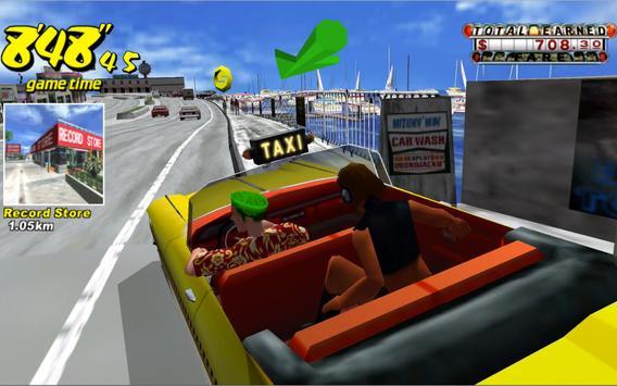 Crazy Taxi Classic screenshot 4