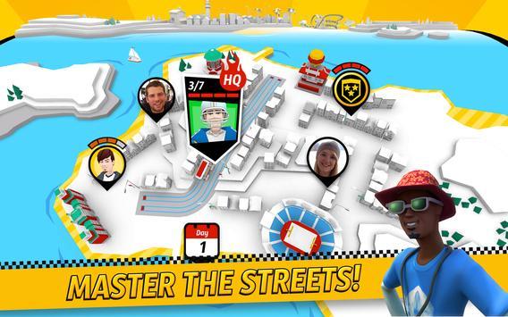 Crazy Taxi City Rush تصوير الشاشة 10