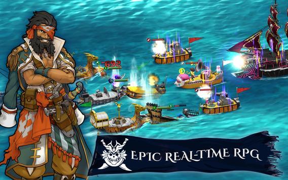 War Pirates: Heroes of the Sea apk screenshot