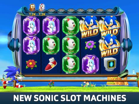 Sega Slots apk screenshot