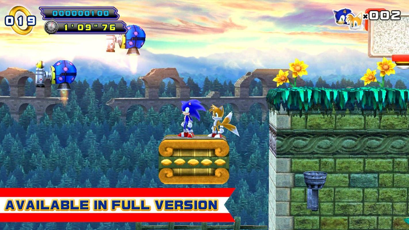 sonic the hedgehog 4 episode 1 pc download