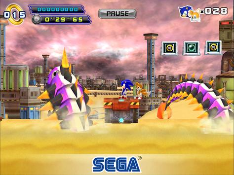 Sonic The Hedgehog 4 Episode II تصوير الشاشة 15