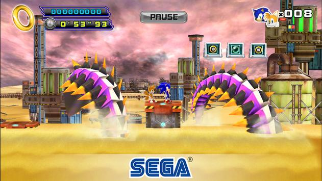 Sonic The Hedgehog 4 Episode II تصوير الشاشة 3