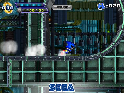 Sonic The Hedgehog 4 Episode II تصوير الشاشة 6