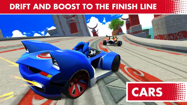 Sonic Racing Transformed screenshot 1