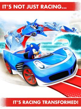 Sonic Racing Transformed screenshot 5